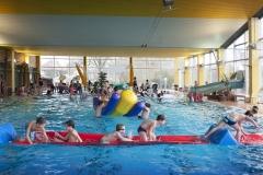 Spassbad Pappelsee Kamp-Lintfort - Abtauchparty am 12. Februar 2012